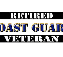 Retired Coast Guard Veteran by Buckwhite