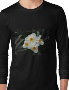 Daffodils Selectively Long Sleeve T-Shirt