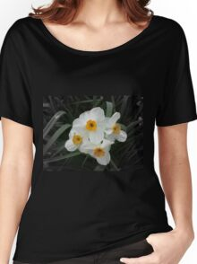 Daffodils Selectively Women's Relaxed Fit T-Shirt