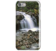 Beautiful waterfall iPhone Case/Skin