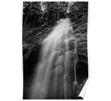 Bridal Veil Falls Poster