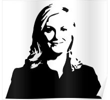 Leslie Knope - Parks and Recreation Poster