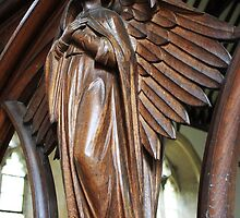 Rood Angel by Dave Godden