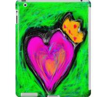 Love is King  iPad Case/Skin