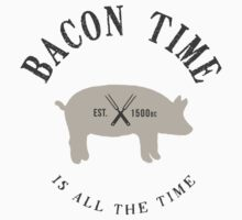 Bacon Time [Black] by Styl0