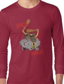 CAVEMAN Car : Unga Bunga version Long Sleeve T-Shirt
