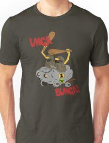 CAVEMAN Car : Unga Bunga version Unisex T-Shirt