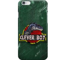 Clever Boy iPhone Case/Skin