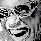 """RAY CHARLES""...unfinished by willowwyles"