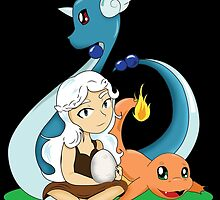 Mother of Dragon Pokemon by Shield-Maiden