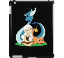 Mother of Dragon Pokemon iPad Case/Skin