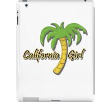 California Girl iPad Case/Skin
