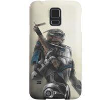 A busy Turian Samsung Galaxy Case/Skin