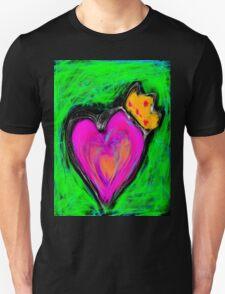 Love is King  Unisex T-Shirt