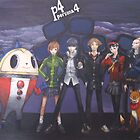 Persona 4 by scarletmoon