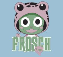 Frosch thinks so too! Kids Tee