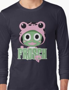 Frosch thinks so too! Long Sleeve T-Shirt
