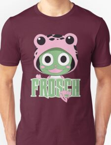 Frosch thinks so too! Unisex T-Shirt