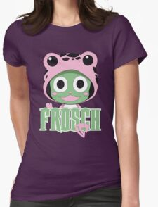 Frosch thinks so too! Womens Fitted T-Shirt