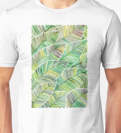 Tropical Green Unisex T-Shirt