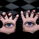 Hand Eye Coordination by BluAlien
