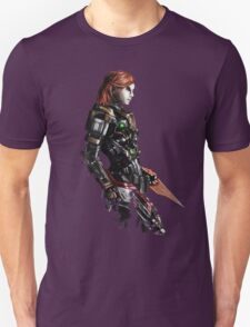 Our Commander Shepard Unisex T-Shirt