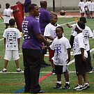 Ray Rice with kids by CMCetra