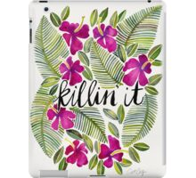 Killin' It – Tropical Pink iPad Case/Skin