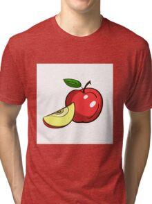 ColorfulApples Tri-blend T-Shirt