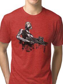 Unshackled A.I. Tri-blend T-Shirt