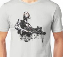 Unshackled A.I. Unisex T-Shirt