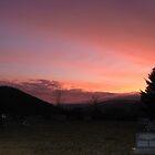 Sunrise in WV by Shelby  Stalnaker Bortone