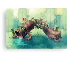 Forest Creature Metal Print
