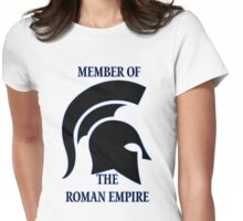 Member of The Roman Empire Womens Fitted T-Shirt