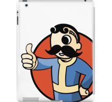 Oh boy - what a Natty Boy! iPad Case/Skin
