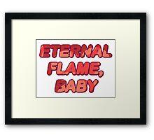 Spicy Mom Framed Print