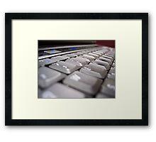 Keys to Knowledge... Framed Print