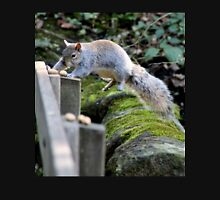Squirrel Impossible Unisex T-Shirt