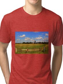 Pastoral Landscape Tri-blend T-Shirt