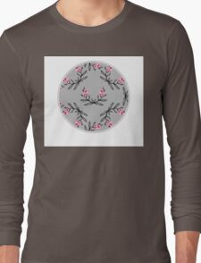 BranchesWithFlowers Long Sleeve T-Shirt