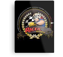 Racer Motors Metal Print