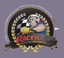 Racer Motors Kids Tee