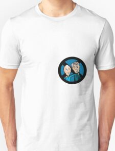 Magneto and Professor X: Old Friends T-Shirt