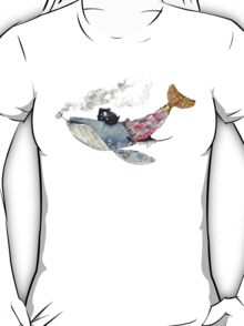 Pirate Whale T-Shirt