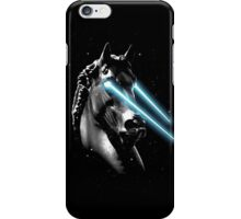 Space Age Horse iPhone Case/Skin