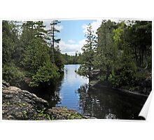 Rockwood Conservation Area - Rockwood, Ontario Poster