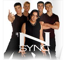 'N SYNC ('90s Edition) Poster