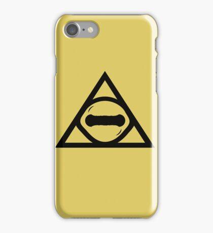 Goat Eye Illuminati iPhone Case/Skin