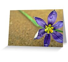 Shower Power Greeting Card