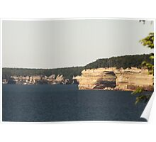 Pictured Rock Poster